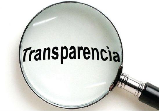Lineamientos de Transparencia